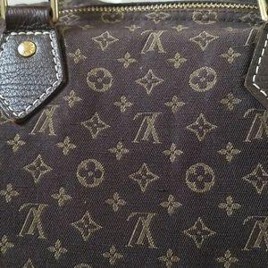 Louis Vuitton Bags - LOUIS VUITTO MINILIN SPEEDY SIZE 30